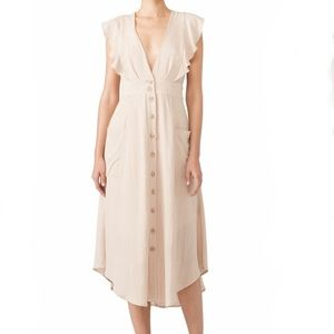 Adelyn Rae Kelsey Midi Dress
